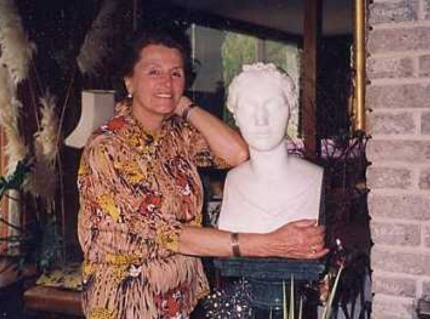 Bust of Giulietta Guicciardi