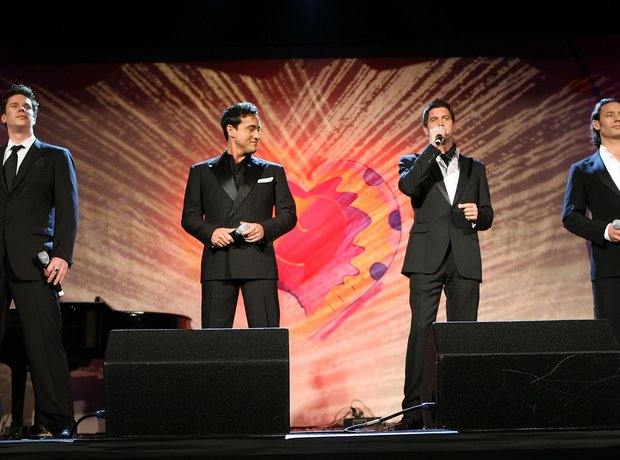 Simon Cowell And The X Factor Il Divo 20 Facts You Never Knew Classic Fm