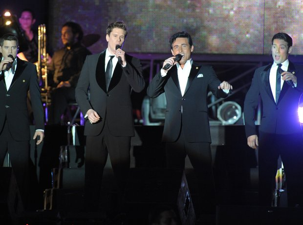 Il divo 20 facts you never knew classic fm - Il divo and celine dion ...