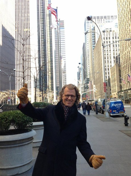 Andre rieu in the usa