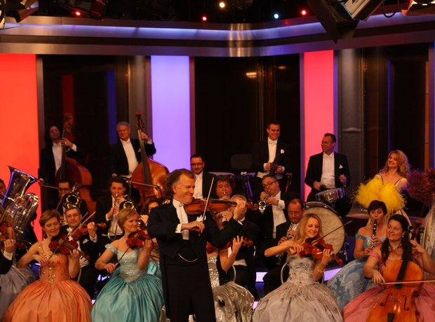Andre Rieu on Tour