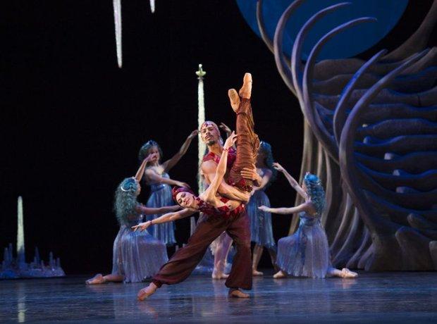 Birmingham Royal Ballet Aladdin