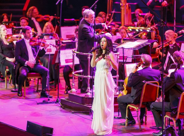 Amore Classic FM 2013 the performance