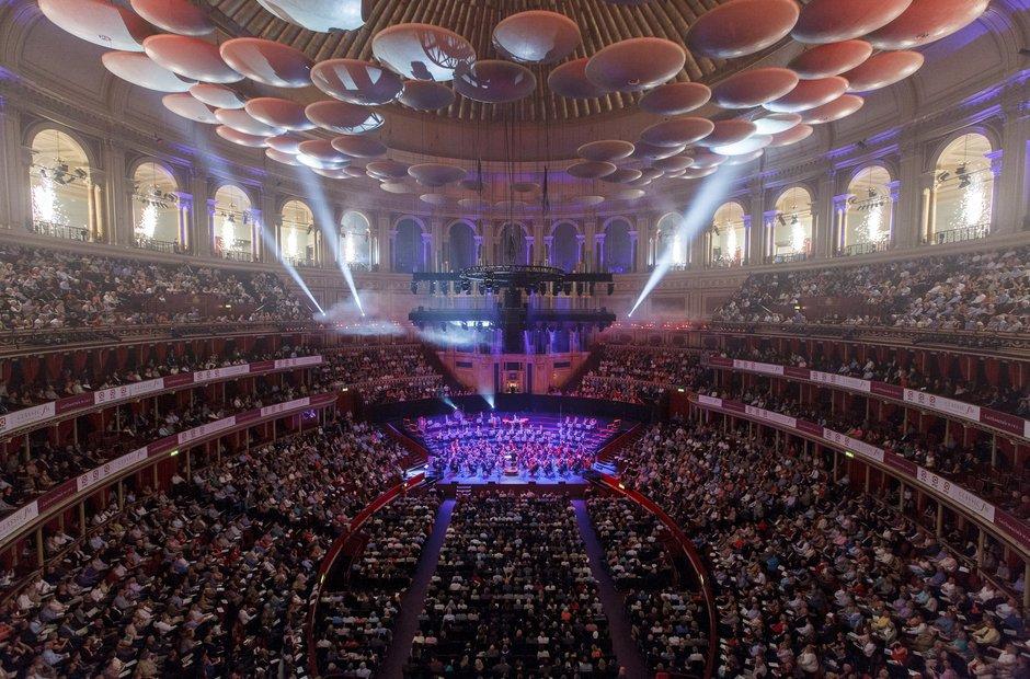 Finale Philharmonia Orchestra Classic FM 2013 the