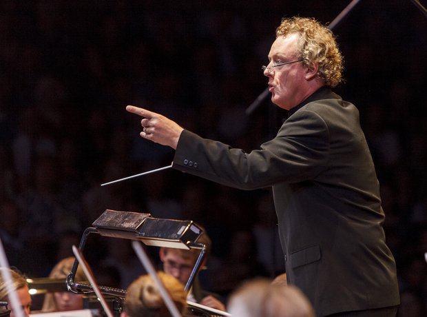 Howard Goodall Classic FM 2013 the performance