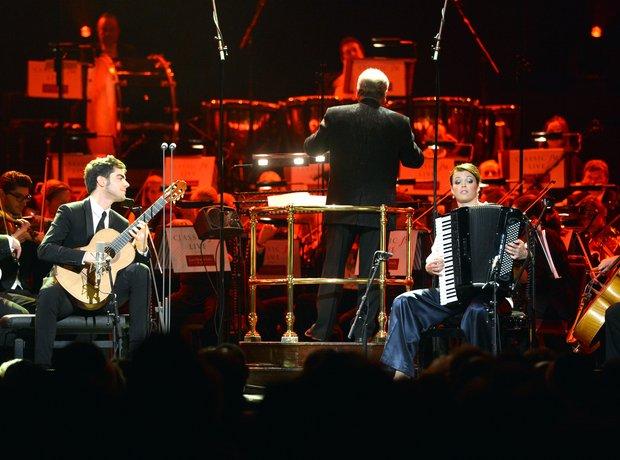 Classic FM Live 2013 the performance