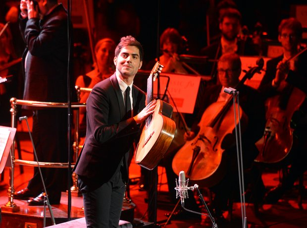 Miloš Karadaglić Classic FM 2013 the performance