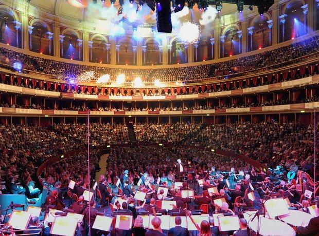 Philharmonia Orchestra Classic FM 2013 the perform