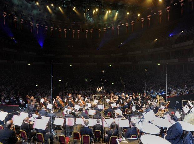 Philharmonia Orchestra Classic FM Live 2013 the pe