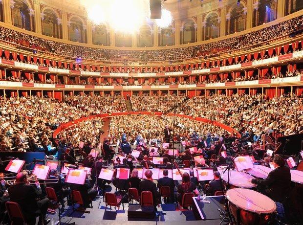 Philharmonia Orchestra Finale Classic FM 2013 the