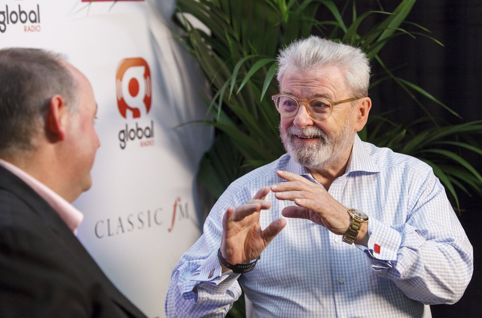 Sir James Galway Classic FM Live 2013