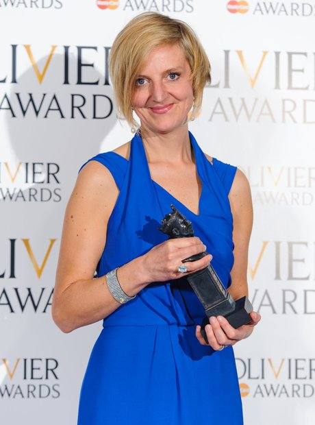 Marianne Elliott at the Olivier Awards 2013