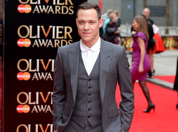 Will Young at the Olivier Awards 2013