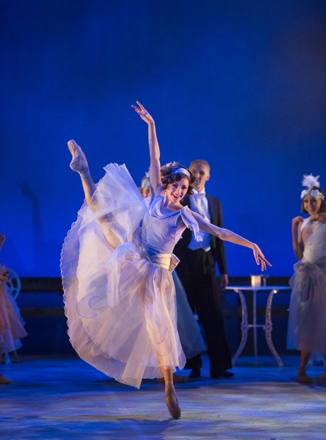 great gatsby northern ballet
