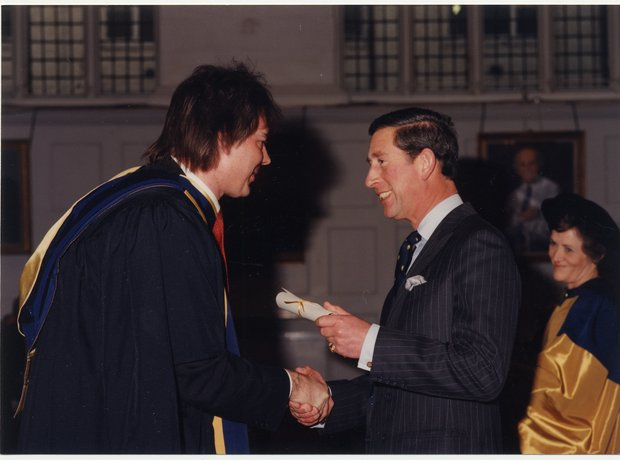 Prince Charles RCM Royal College Music Julian Lloyd Webber