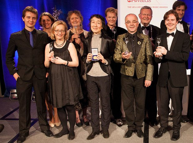 Royal Philharmonic Society Award winners