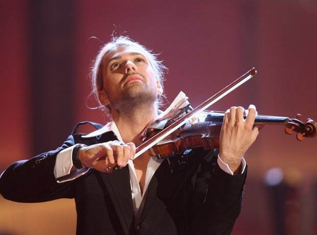 David Garrett fact gallery