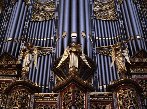 Westminster Abbey Organ