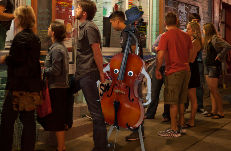 cellos are people too