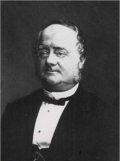grieg's father alexander