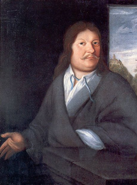 bach's father johann