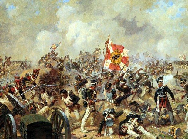 1812 Napoleon Russia campaign