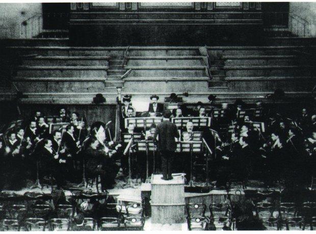 Mahler St. Cecilia Rome Giulini
