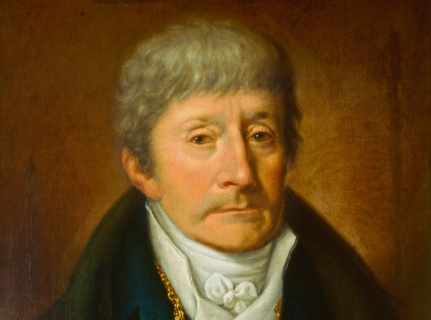 Composer Antonio Salieri teacher of Franz Schubert