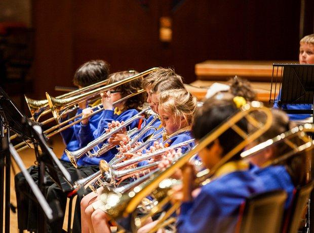 Blaenavon Heritage Primary Brass Band