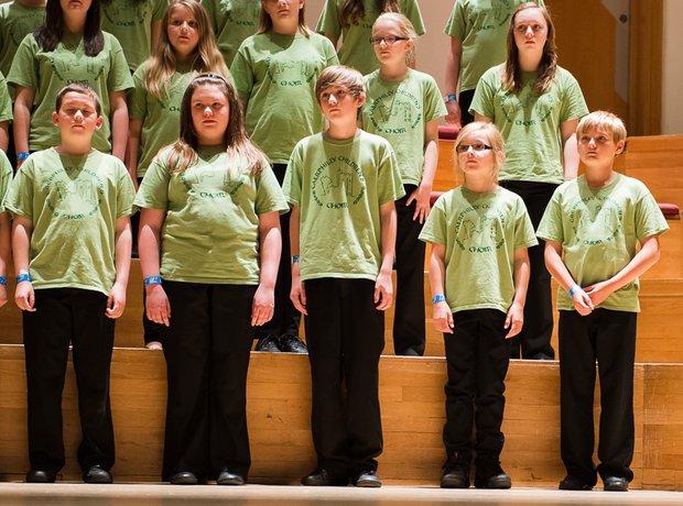 Caerphilly Children's Choir