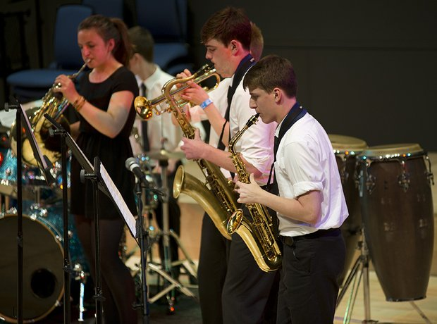 Churchill Academy Advanced Jazz