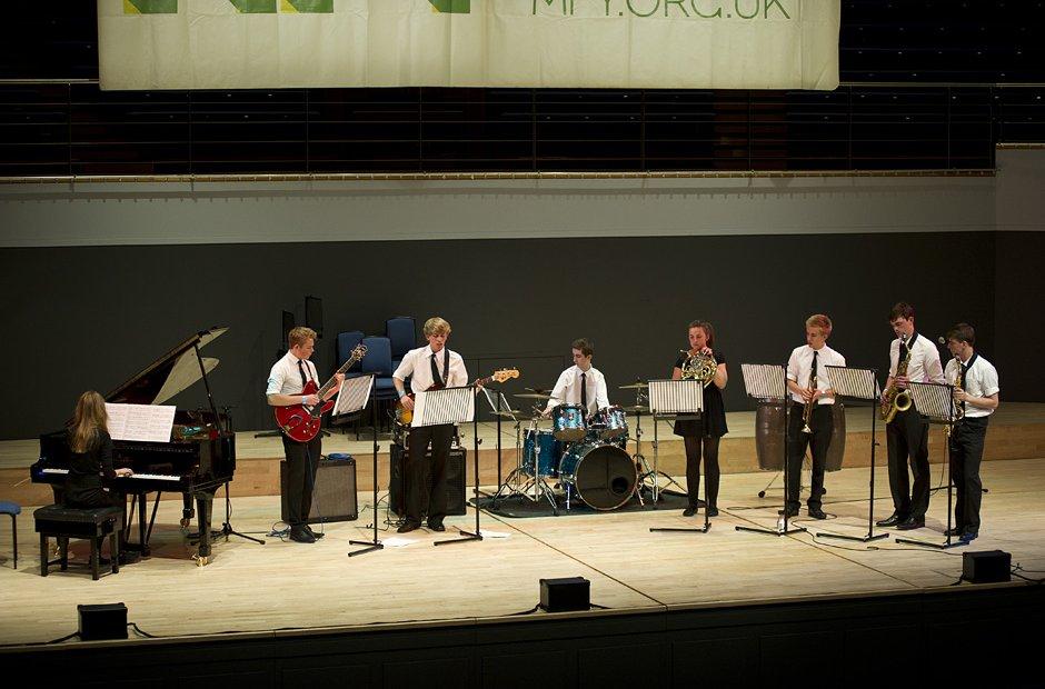Churchill Academy Advanced Jazz