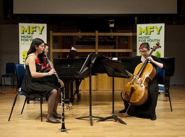 CYM Theodore Piano Trio