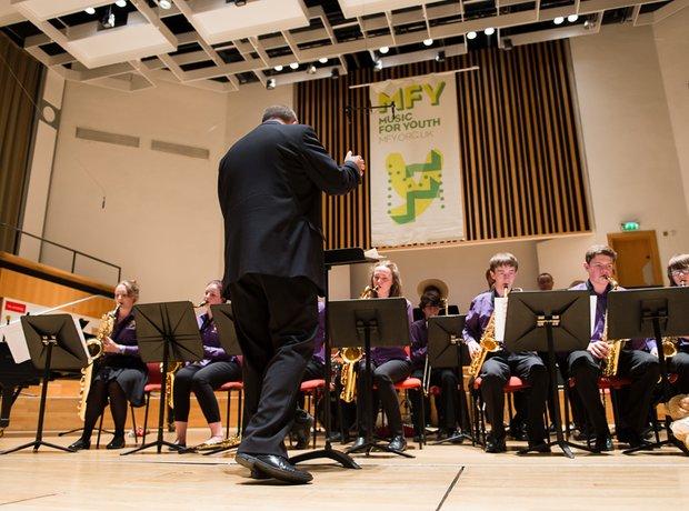Denbighshire Youth Jazz Orchestra
