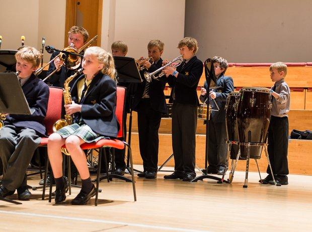 Dragon School Big Band Music For Youth