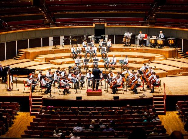 Dulwich Prep London Symphony Orchestra