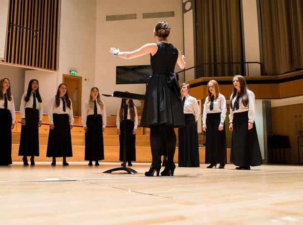 Egglescliffe School Senior Girls Chamber Choir