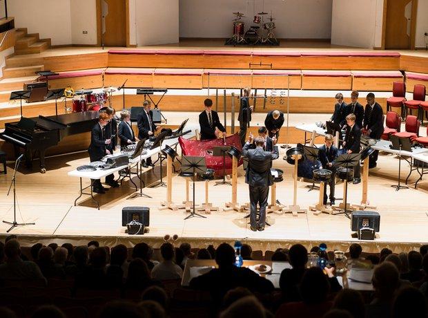 Eltham College Scrapyard Orchestra