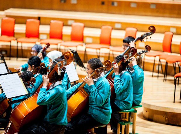 Gallions Primary School Orchestra