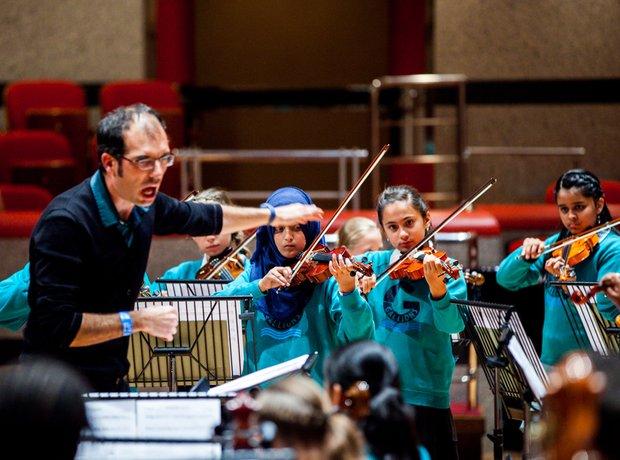 Gallions Primary School Orchestra