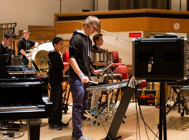 Krupa Percussion Ensemble