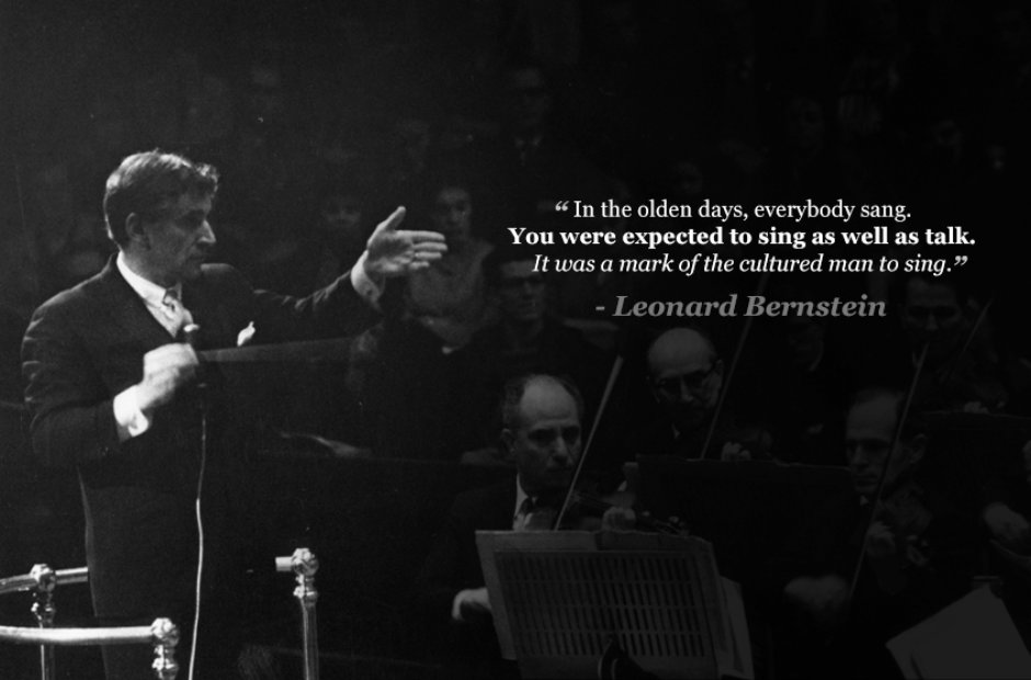 12 Inspiring Leonard Bernstein Quotes That Will Improve Your Life Immeasurably Classic Fm