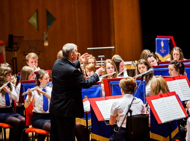 Mountbatten Wind Band