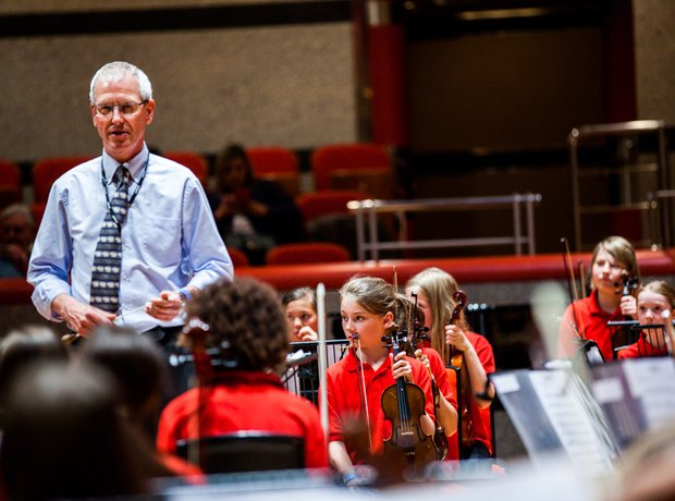 Nether Green Junior School Orchestra