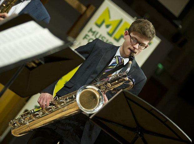 Northampton School for Boys Saxophone Ensemble