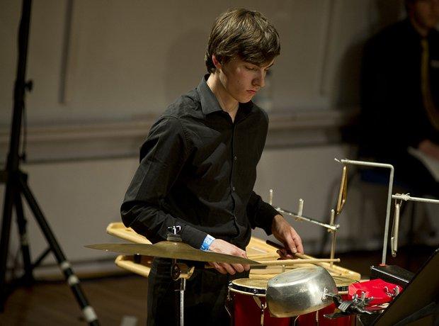 Oxford Senior Percussion Ensemble