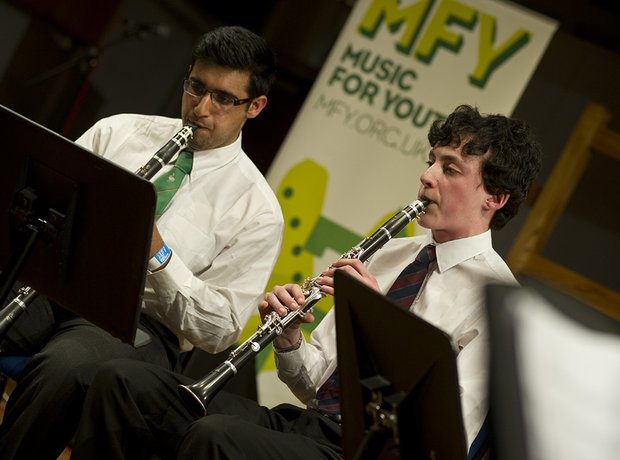 RGS Clarinet Choir