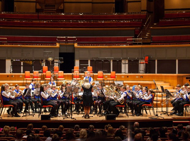 Rochdale Junior Brass Band