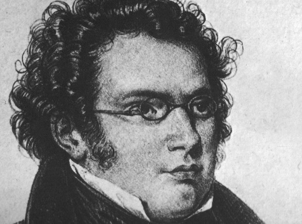 Schubert etching