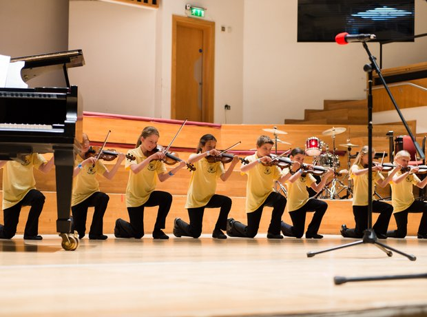 Silkstone Common Junior and Infant School Ensemble